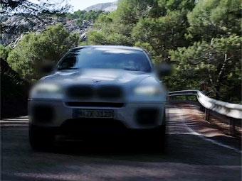 Перший тізер дизельної альтернативи BMW Х6 M
