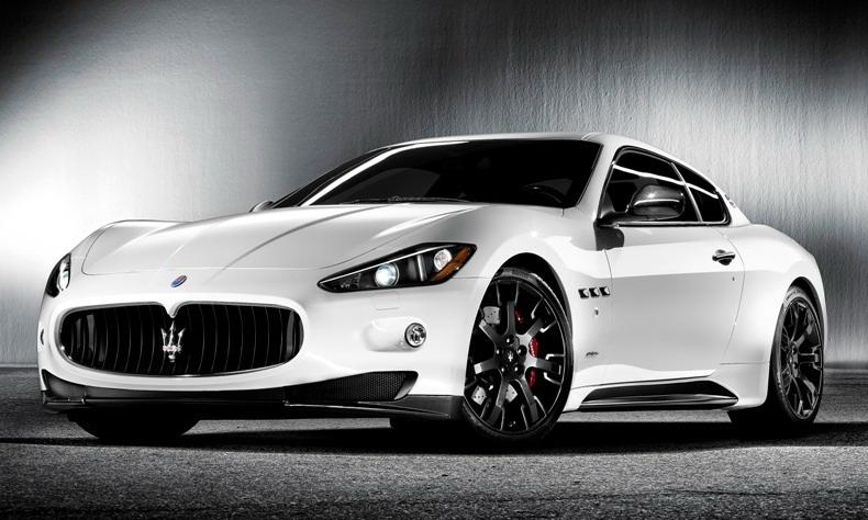 Maserati випустила спецверсію GranTurismo S