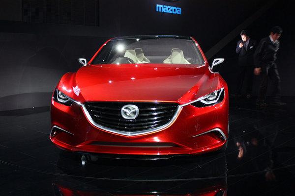 Майбутня Mazda6 отримає кузов купе