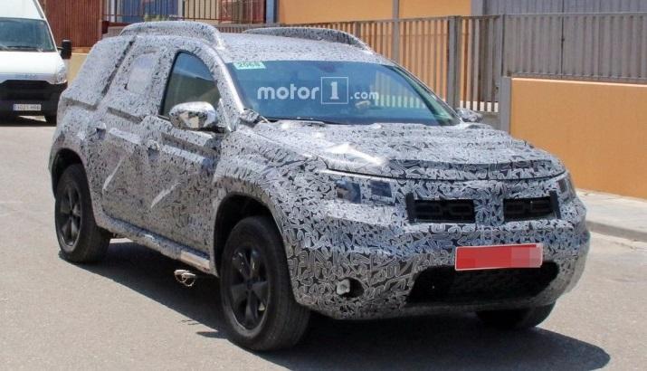 Dacia Duster 2018: презентація нового кросовера