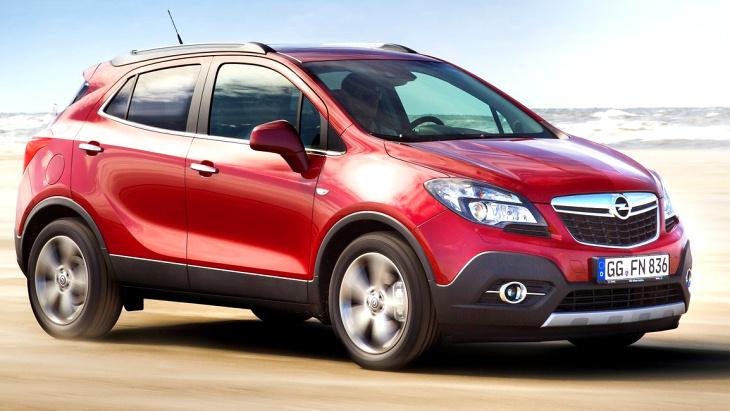 Opel та Chevrolet