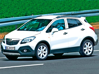 Маленький кросовер Opel представлять у березні
