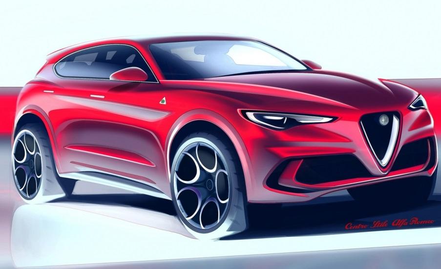 Alfa Romeo готує два нових позашляховики