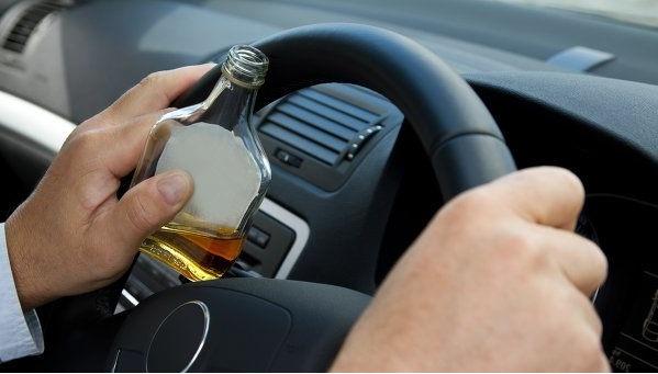 П'яних водіїв