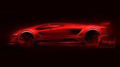 Amoritz DR7 - новий конкурент Lamborghini Gallardo