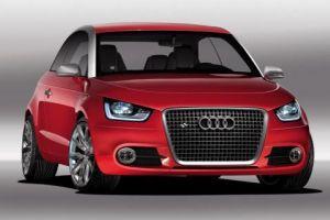 Audi розсекретила модель A1
