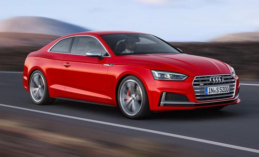 Audi A5 2017: інормація про новинку