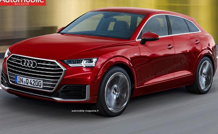 Audi Q4: інфомація про новий