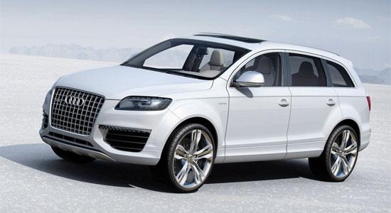 Нові мотори Audi Q7 і восьмиступінчастий автомат