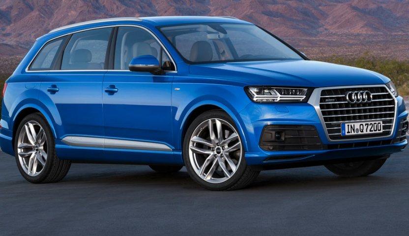 Audi Q7 е-Tron готовий
