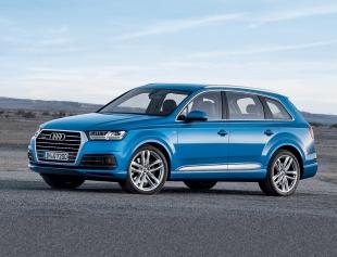 Audi Q7: менше і краще