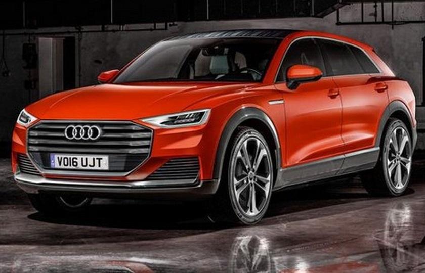 Audi Q8: що вже відомо про новий