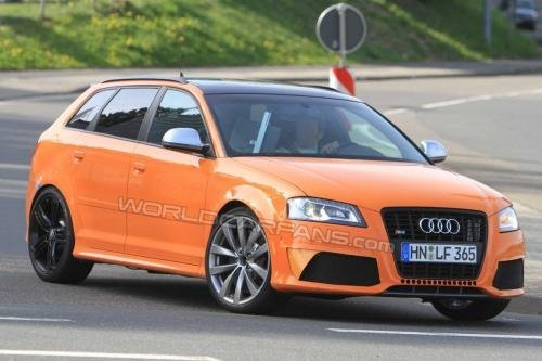 Audi RS3 презентують восени