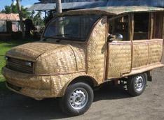 Бамбукове таксі (ФОТО)