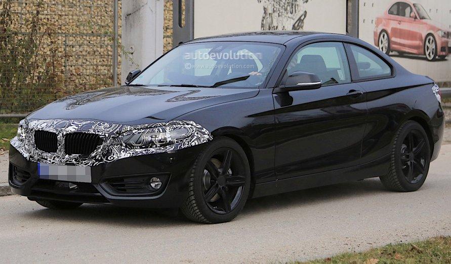 BMW 2-Series 2018 показали публіці