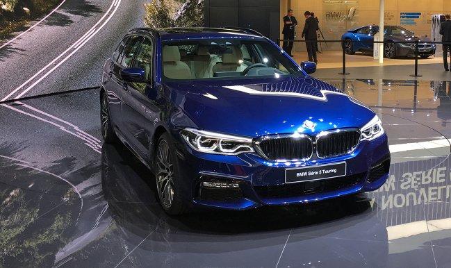 BMW 5-ї серії: яким буде новий автомобіль?