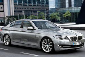 BMW 5 - тепер гібрид