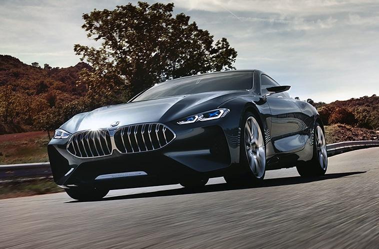 BMW 8-Series в 2018: що відомо про новинку?