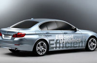 BMW ActiveHybrid5 - гібрид на