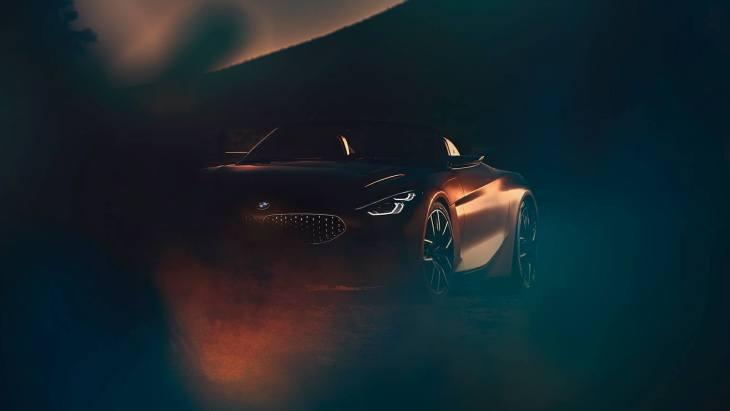 BMW показала абсолютно нову модель