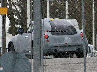 Невідомий автомобіль від BMW