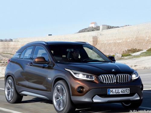 BMW X0 з'явиться наступного року