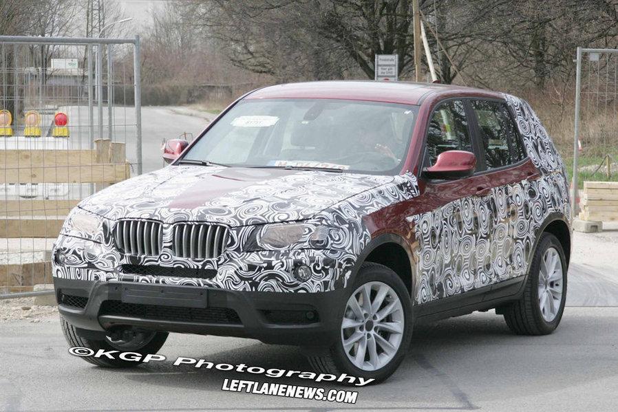 BMW X3 NEW готовий
