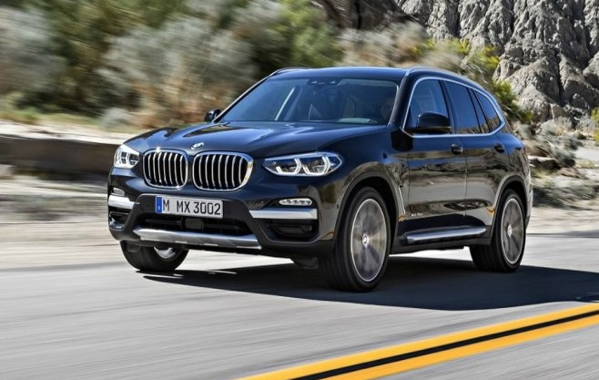 BMW X3 отримає 480-сильний двигун