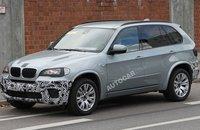 Рестайлінговий BMW X5 завершує переддебютну обкатку