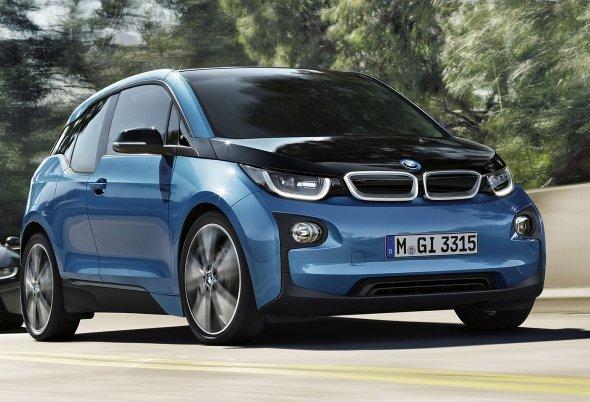 BMW переналаштовує свої конвеєри на електромобілі