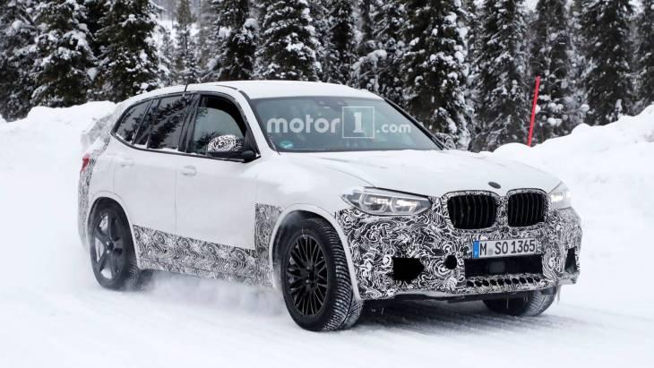 Яким буде BMW X3 M 2019?