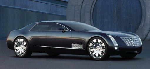 Флагман Cadillac XTS