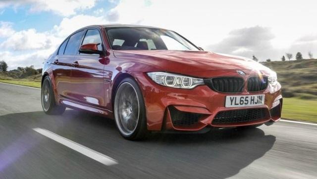 Cедан BMW M3 2018: нова інформація