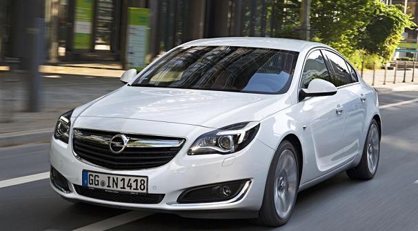 Cедан Opel Insignia 2016: технічна інформація