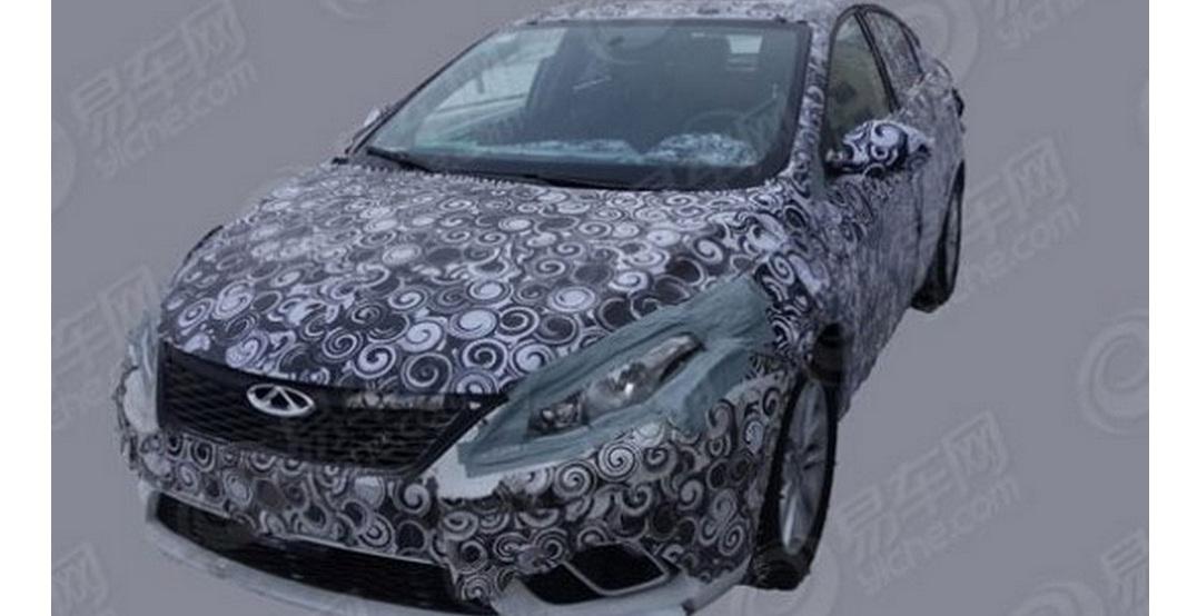 Китайці виводять на ринок новий седан