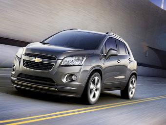 Новий кросовер від Chevrolet їде в Україну