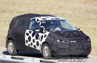 Новий Chevrolet Aveo готується до дебюту