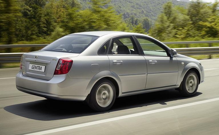 Chevrolet Lacetti повертається в Україну