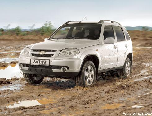 Нова Chevrolet Niva вже в Україні