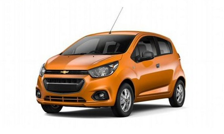 Chevrolet показала новий