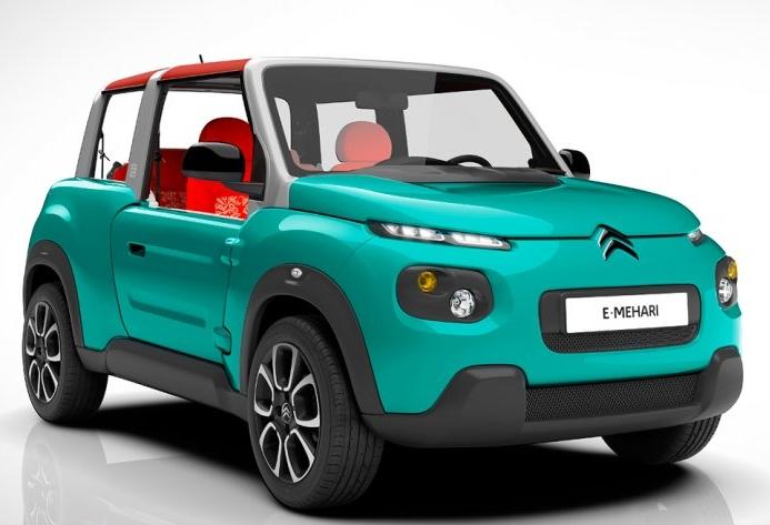 Нові електромобілі від Citroen: офіційна інформація