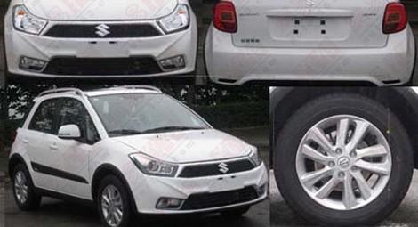 Suzuki оновлює SX4