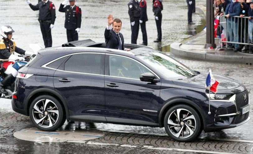 Президент отримав новий автомобіль: на чому буде їздити глава держави