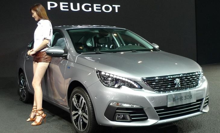Новий седан Peugeot 308: офіційна презентація
