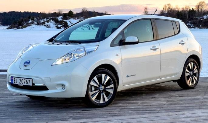 Нова інформація про Nissan Leaf 2019