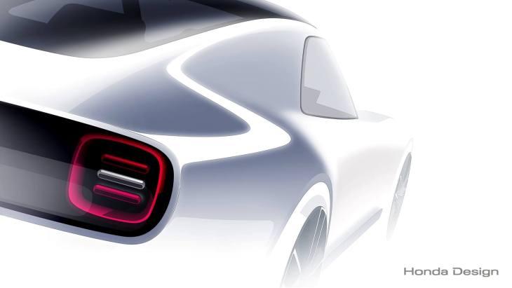 Honda готує новий електромобіль