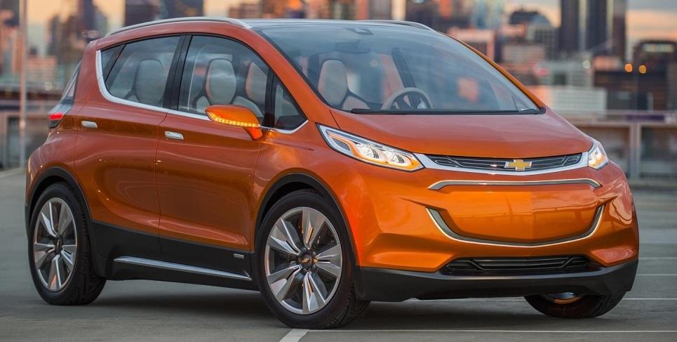 Бюджетний електромобіль Chevrolet Bolt: старт продажів