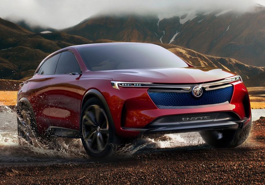 Електрокроссовер Buick проїде без підзарядки 600 кілометрів