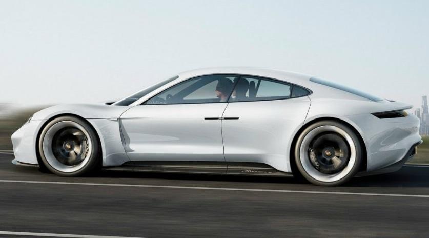 Електромобіль Porsche Mission E виходить на ринок