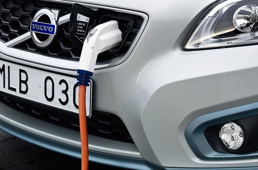 Електромобіль Volvo проїде без підзарядки 400 кілометрів